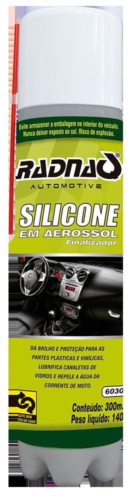 Silicone Aerossol