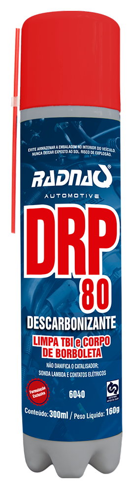 Descarbonizante DRP-80