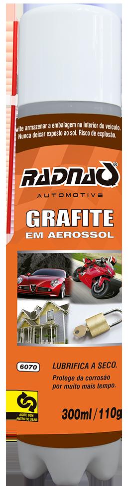 Grafite Aerossol