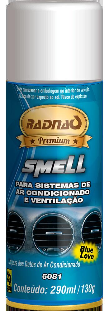 Limpa Ar Condicionado Smell Blue Love