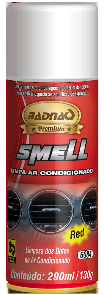 Limpa Ar Condicionado Smell Red