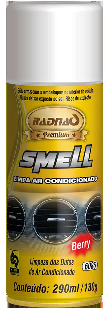 Limpa Ar Condicionado Smell Berry