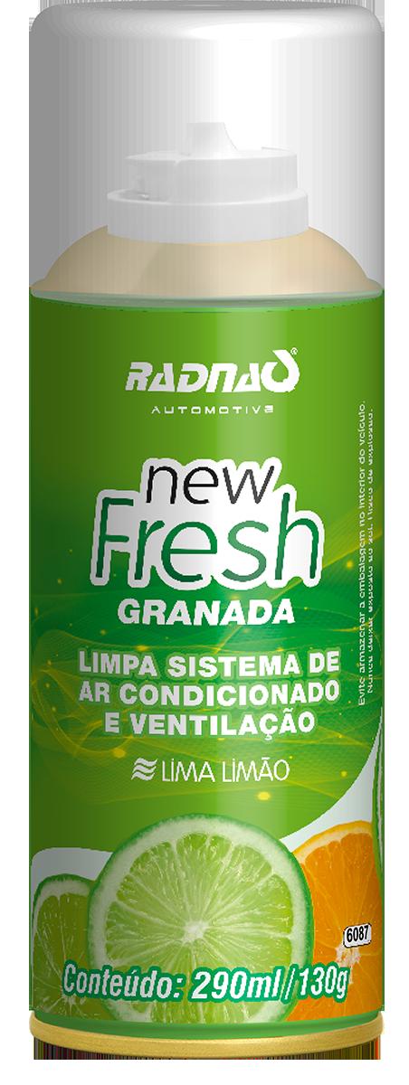 New Fresh Granada Lima Limão