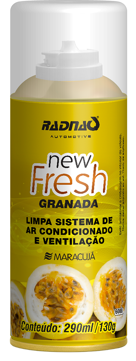 New Fresh Granada Maracujá