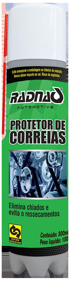 Protetor de Correias Aerossol