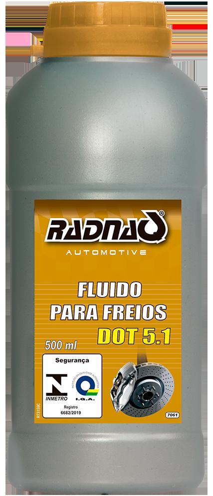 Fluido de Freio DOT5.1 500ml