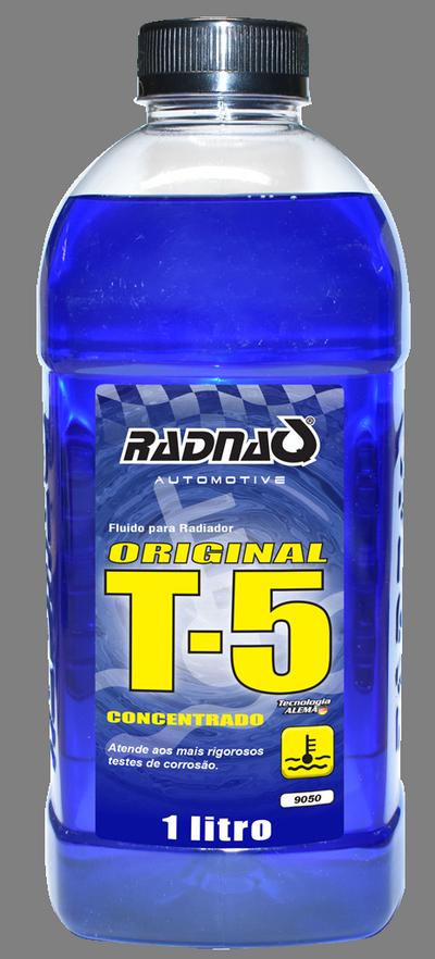 Fluido Para Radiador Original T5