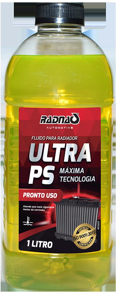 Fluido para Radiador Ultra PS Amarelo