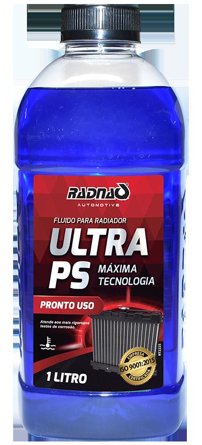 Fluido para Radiador Ultra PS Azul