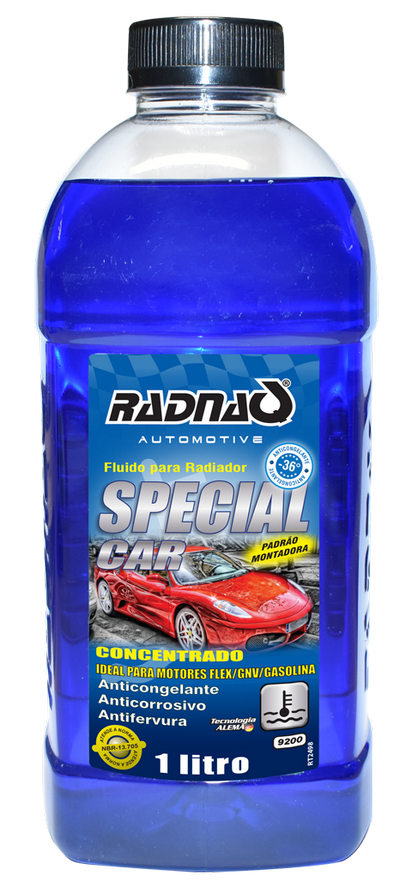 Fluido para Radiador Special Car