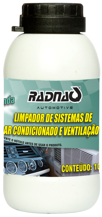 Limpa Ar Condicionado Líquido Lavanda