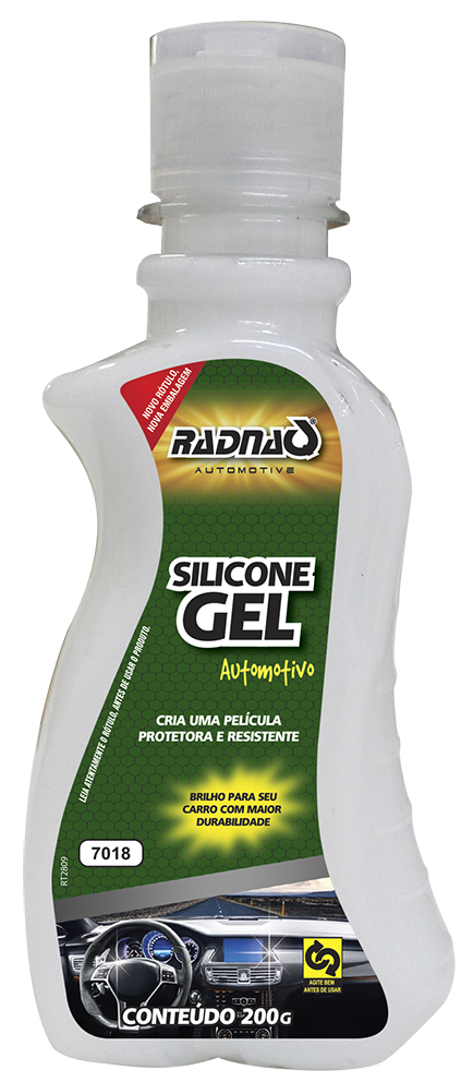 Silicone Automotivo Gel