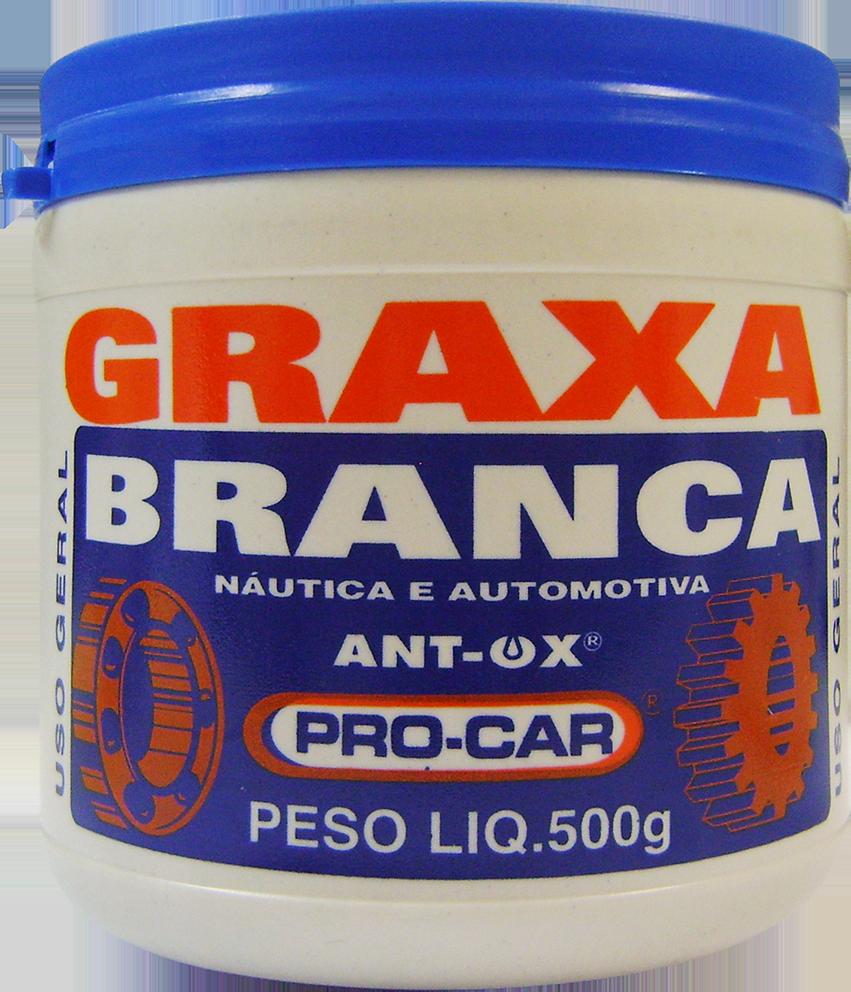 Graxa Branca ANT-OX Pro-Car
