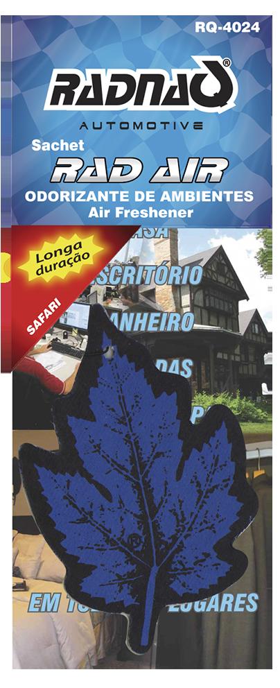 Odorizante Rad Air Safari