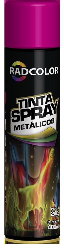 Tinta Spray Radcolor